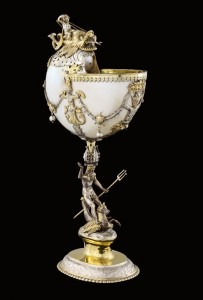 Nautilus Shell Cup