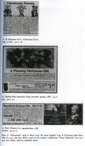 Gimcracks from Waits Modern Christmas
