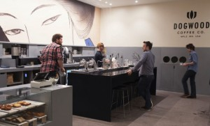 Dogwood Coffee at the MIA, where its partners in Stock and Badge have also opened the Half Pint family cafe and Grain Stack restaurant.