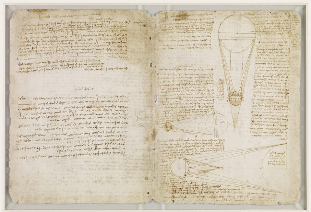 Leonardo da Vinci and the Power of Observation (Codex Leicester)