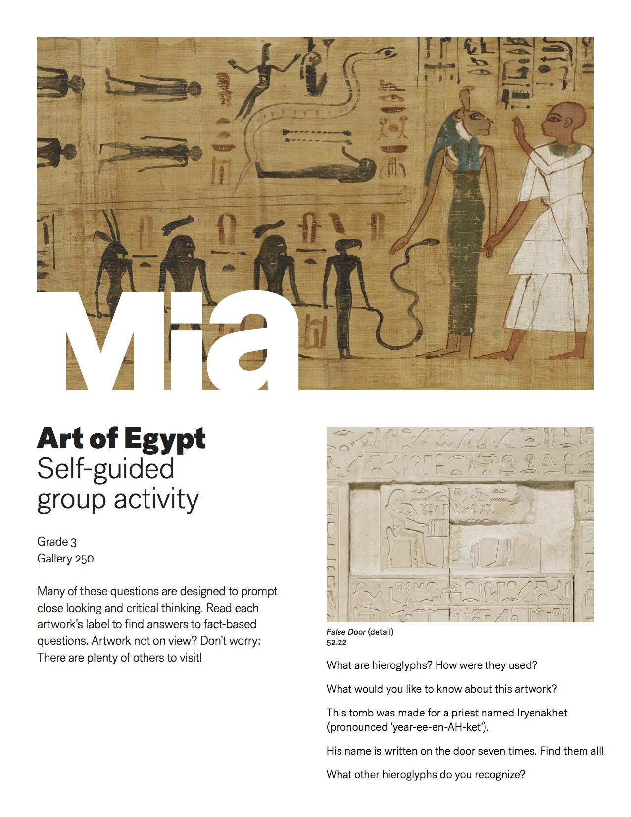 SelfGuidedTour_ArtEgypt
