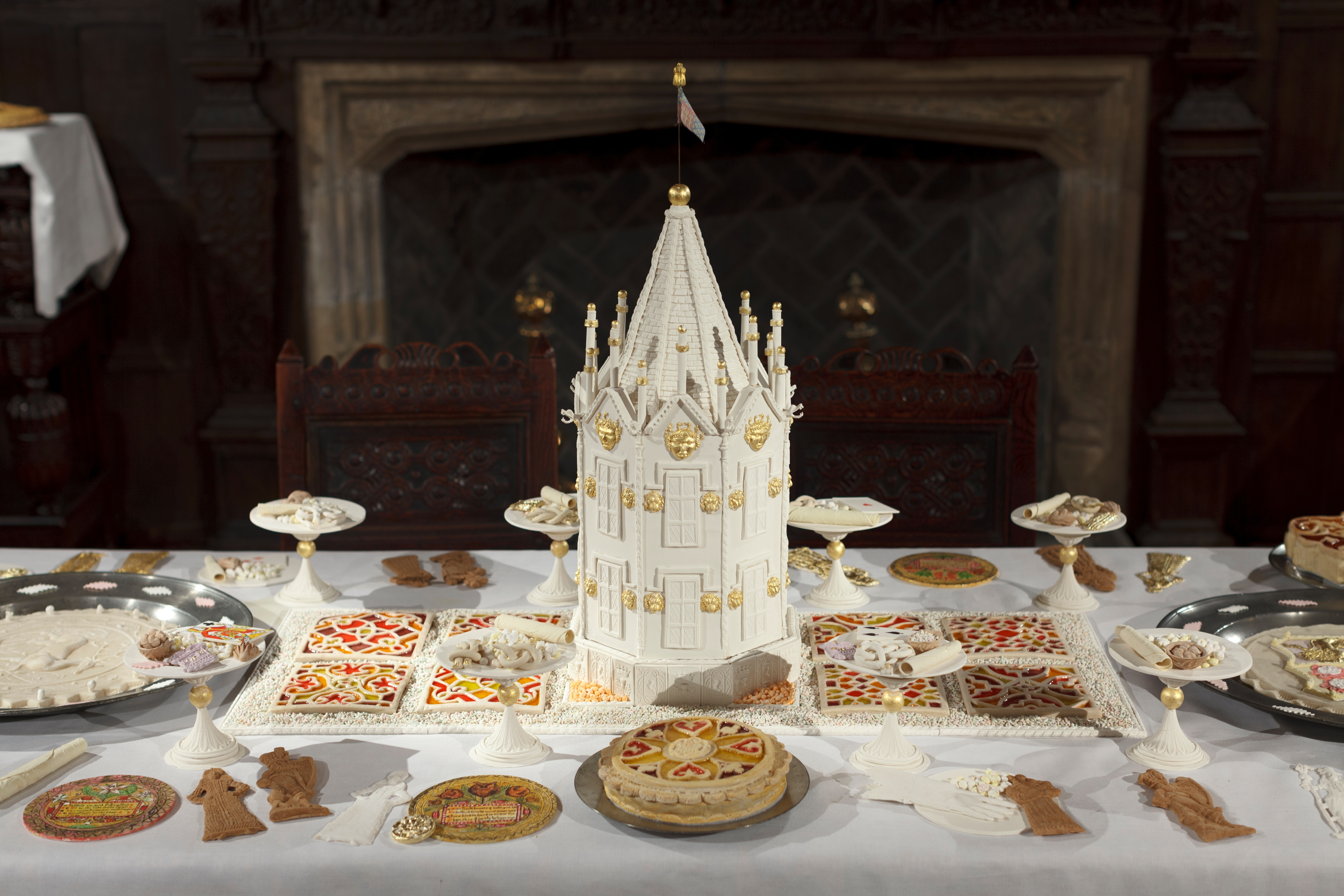 Supper with Shakespeare: The Evolution of English Banqueting