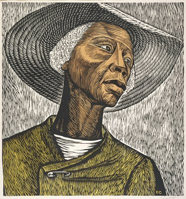 © Elizabeth Catlett / Licensed by VAGA, New York, NY