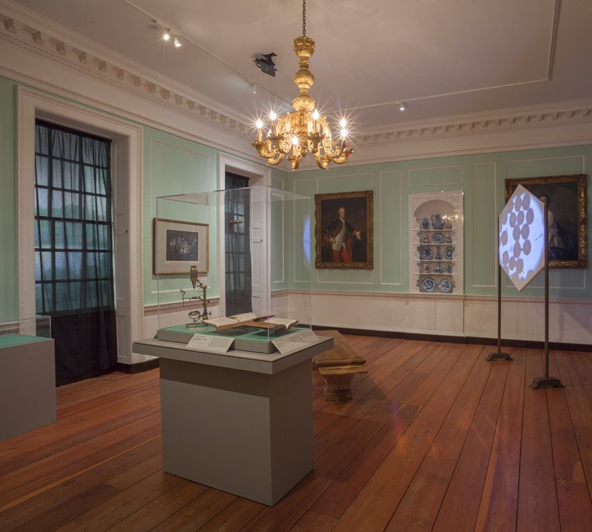 Living Rooms; Science and Sociabillity in 1700s England