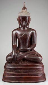 The Buddha Manbaya.