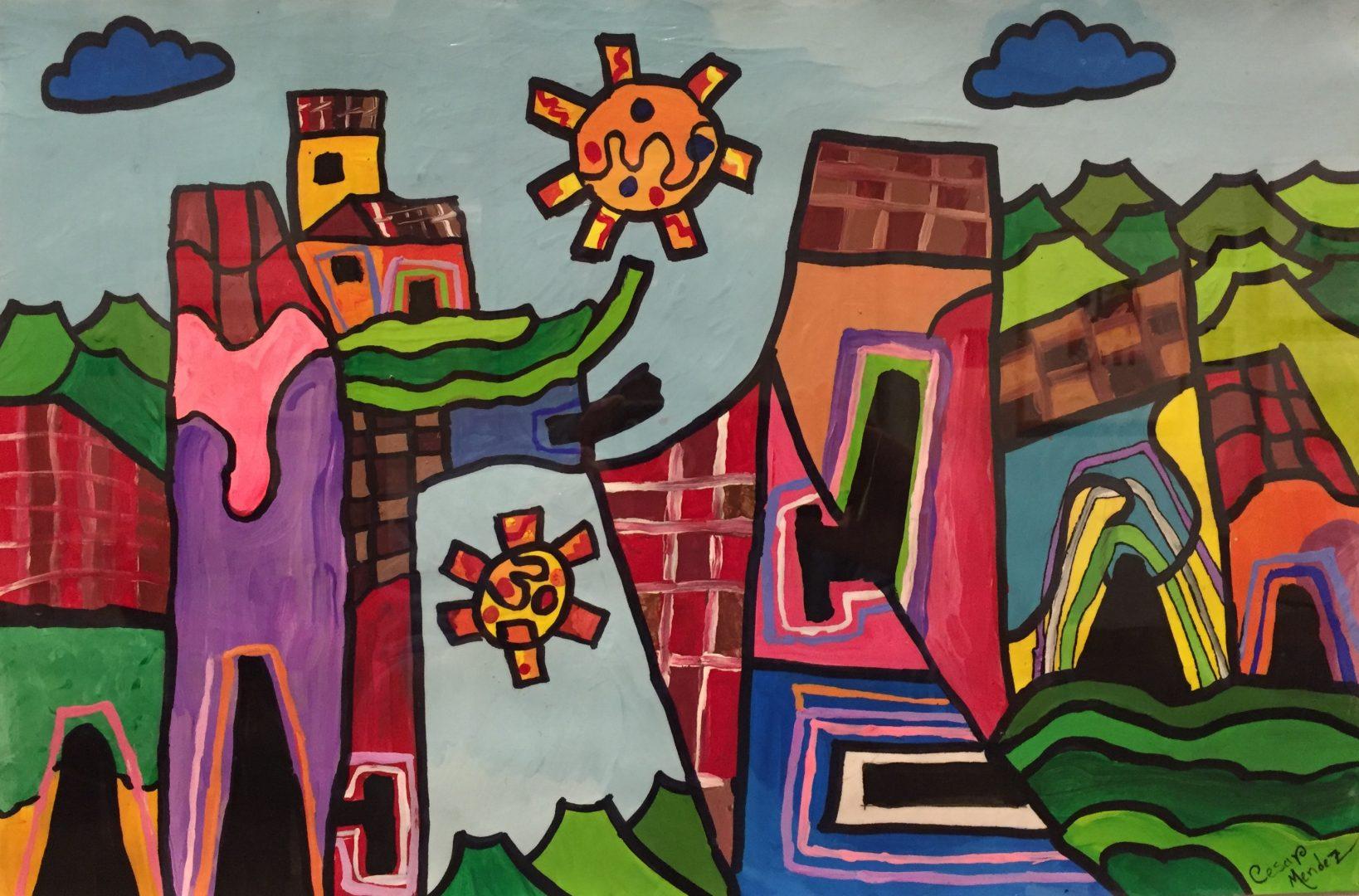 """The Life on the Field"" by Cedar Osvaldo Mendez Portillo"